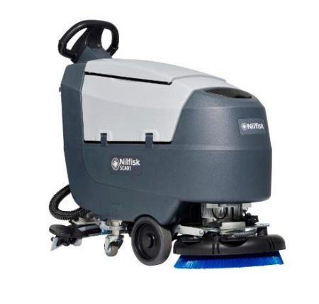 Nilfisk SCRUBBER SC401 E súroló vízfelszívó automata