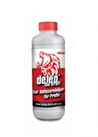 Deleo Lefolyó tisztító 1L