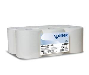 Image of Celtex 40.130 Kéztörlő, MATIC, MAXI, 100%cell,2 rtg,nem perf., duda:39mm, (MASTER130) 6tek/cs